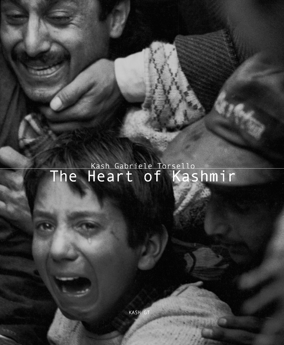 The Heart of Kashmir Photographic Book