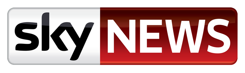 Image result for sky news logo